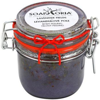 Soaphoria Lavender Fields пілінг для тіла