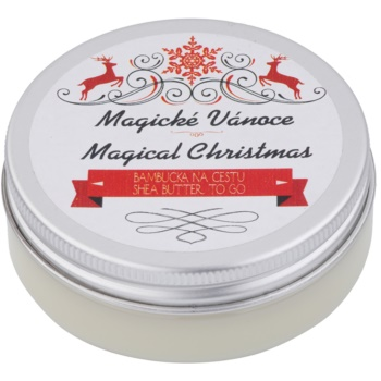 Soaphoria Magical Christmas бамбуково масло с регенериращ ефект