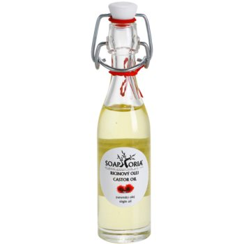 Soaphoria Organic óleo de rícina
