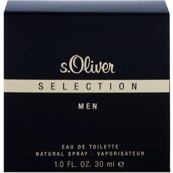 s.Oliver Selection Men eau de toilette férfiaknak 1