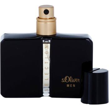 s.Oliver Selection Men eau de toilette férfiaknak 4