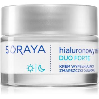 Soraya Duo Forte Hautcreme mit Hyaluronsäure 60+ 50 ml