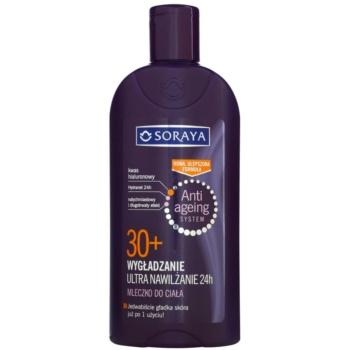 Soraya Anti Ageing hydratačné telové mlieko s vyhladzujúcim efektom