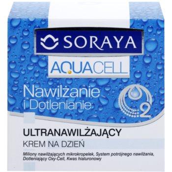 Soraya Aquacell интензивен хидратиращ гел 2