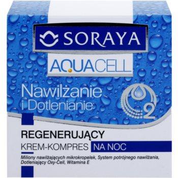 Soraya Aquacell krem nawilżający regenerujące skórę 2