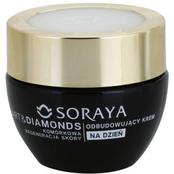 Soraya Art & Diamonds відновлюючий денний крем для відновлення клітин шкіри