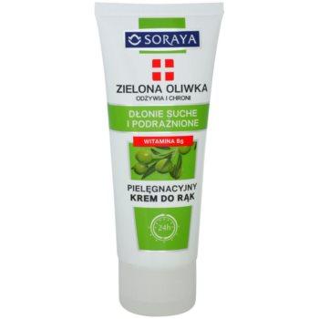 Soraya Green Olive krem odżywczo-ochronny do rąk