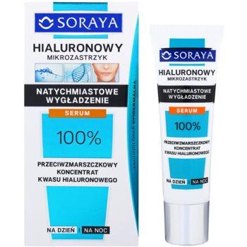 Soraya Hyaluronic Microinjection розгладжуюча сироватка з миттєвим ефектом 1