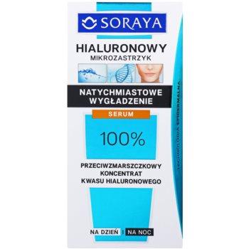 Soraya Hyaluronic Microinjection розгладжуюча сироватка з миттєвим ефектом 2