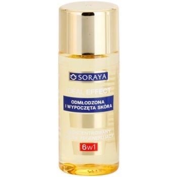 Soraya Ideal Effect відновлююча олійка для шкіри обличчя, шиї та декольте