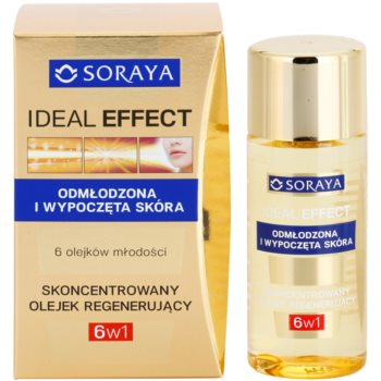 Soraya Ideal Effect відновлююча олійка для шкіри обличчя, шиї та декольте 1