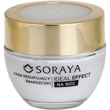 Soraya Ideal Effect noční protivráskový krém pro omlazení pleti