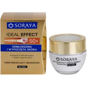 Soraya Ideal Effect noční protivráskový krém pro omlazení pleti 1
