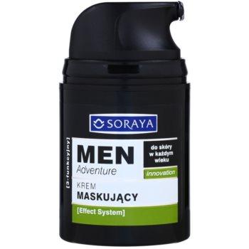 Soraya MEN Adventure крем против несъвършенства и зачервявания по кожата за мъже 1