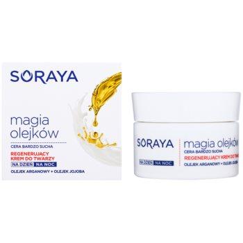 Soraya Magic Oils regenerierende Creme für sehr trockene Haut 1