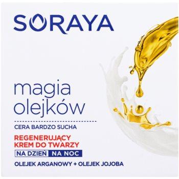 Soraya Magic Oils regenerierende Creme für sehr trockene Haut 2