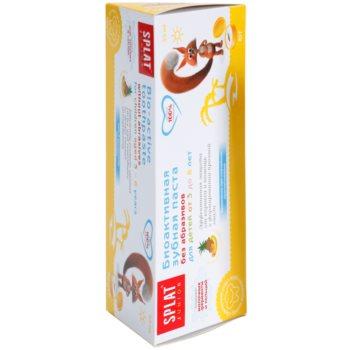 Splat Junior South pasta de dinti bio-activa pentru copii 2