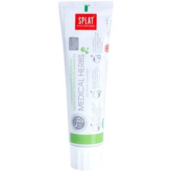 Splat Professional Medical Herbs pasta de dinti bio-activa pentru a proteja dintii si gingiile imagine produs