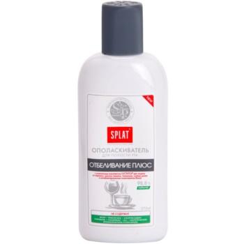 Splat Professional White Plus apa de gura pentru albirea si protectia smaltului dentar