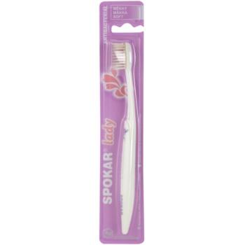 Spokar Lady antibakteriální zubní kartáček soft