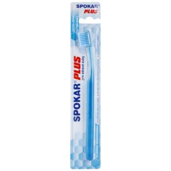 Spokar Plus perie de dinti foarte moale