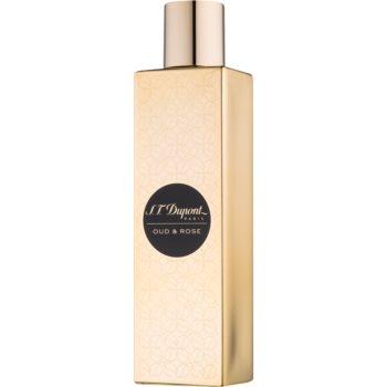 S.T. Dupont Oud & Rose Eau de Parfum unisex imagine produs