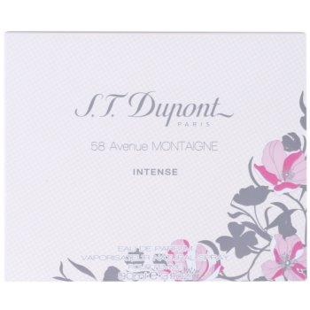 S.T. Dupont 58 Avenue Montaigne Intense Eau de Parfum für Damen 4