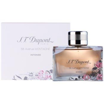 S.T. Dupont 58 Avenue Montaigne Intense Eau de Parfum für Damen 1