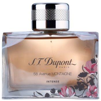 S.T. Dupont 58 Avenue Montaigne Intense Eau de Parfum für Damen 2