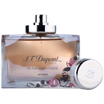 S.T. Dupont 58 Avenue Montaigne Intense Eau de Parfum für Damen 3