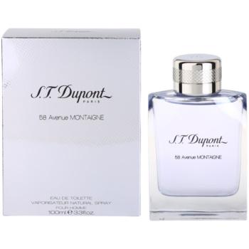 S.T. Dupont 58 Avenue Montaigne Eau de Toilette pentru bãrba?i imagine produs