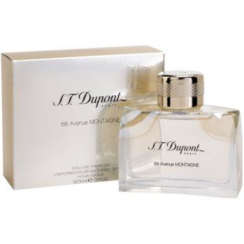 S.T. Dupont 58 Avenue Montaigne Eau De Parfum pentru femei 1