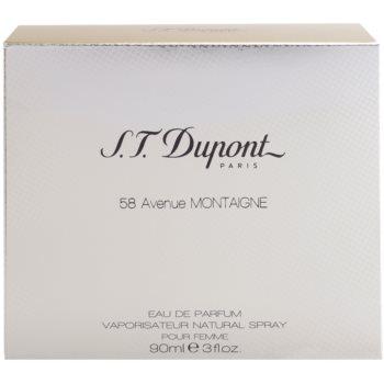S.T. Dupont 58 Avenue Montaigne Eau De Parfum pentru femei 4