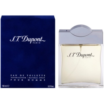Fotografie S.T. Dupont S.T. Dupont for Men toaletní voda pro muže 100 ml