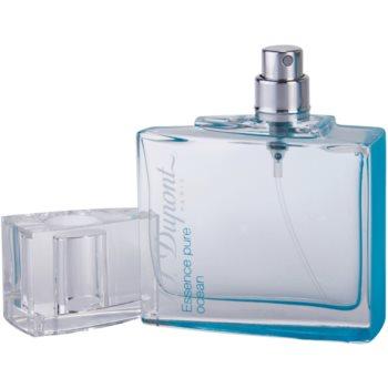 S.T. Dupont Essence Pure Ocean Pour Homme тоалетна вода за мъже 3