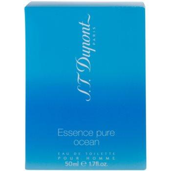 S.T. Dupont Essence Pure Ocean Pour Homme тоалетна вода за мъже 4