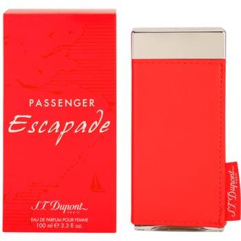 S.T. Dupont Passenger Escapade Pour Femme Eau de Parfum für Damen