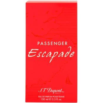 S.T. Dupont Passenger Escapade Pour Femme Eau de Parfum für Damen 4
