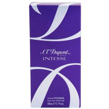 S.T. Dupont Intense pour femme Eau de Parfum para mulheres 4