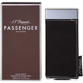 S.T. Dupont Passenger for Men Eau de Toilette pentru bărbați