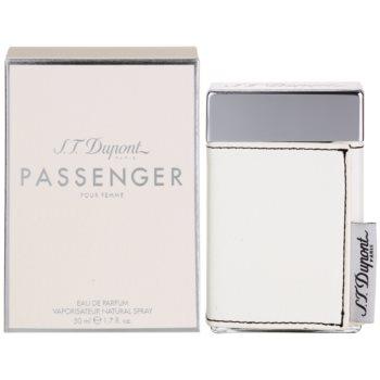 S.T. Dupont Passenger for Women eau de parfum pentru femei 50 ml