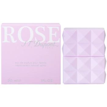 S.T. Dupont Rose Eau de Parfum für Damen