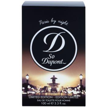 S.T. Dupont So Dupont Paris by Night Eau de Toilette für Herren 4