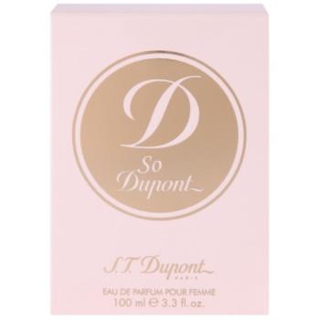 S.T. Dupont So Dupont Eau de Parfum für Damen 4