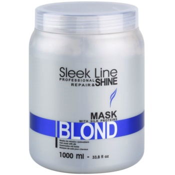Stapiz Sleek Line Blond masca pentru părul blond şi gri