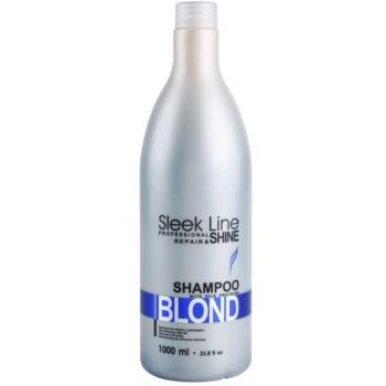 Stapiz Sleek Line Blond sampon pentru părul blond şi gri