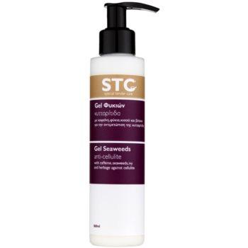 STC Body гел против целулит с екстракт от водорасли