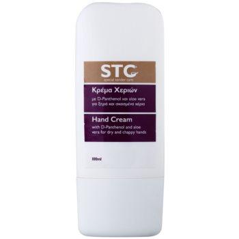 STC Body Handcreme für trockene und rissige Haut