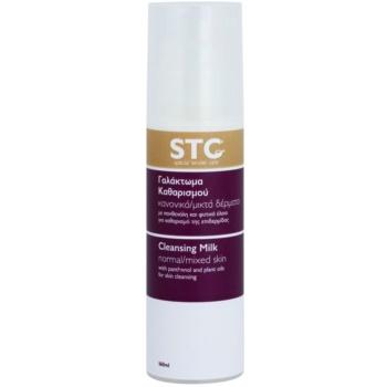 STC Face mleczko oczyszczajace do cery normalnej i mieszanej