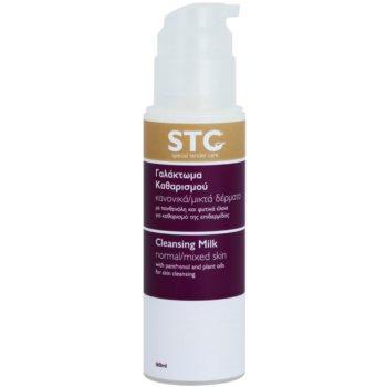 STC Face mleczko oczyszczajace do cery normalnej i mieszanej 1